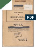 TM 9-754 M4A4