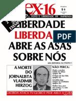 Jornal EX 16 Novembro 1975
