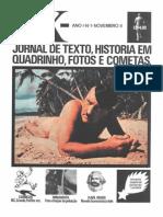 Jornal EX Ano1 n1 Novembro II 1973