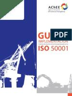 Guia ISO 50001 Chile