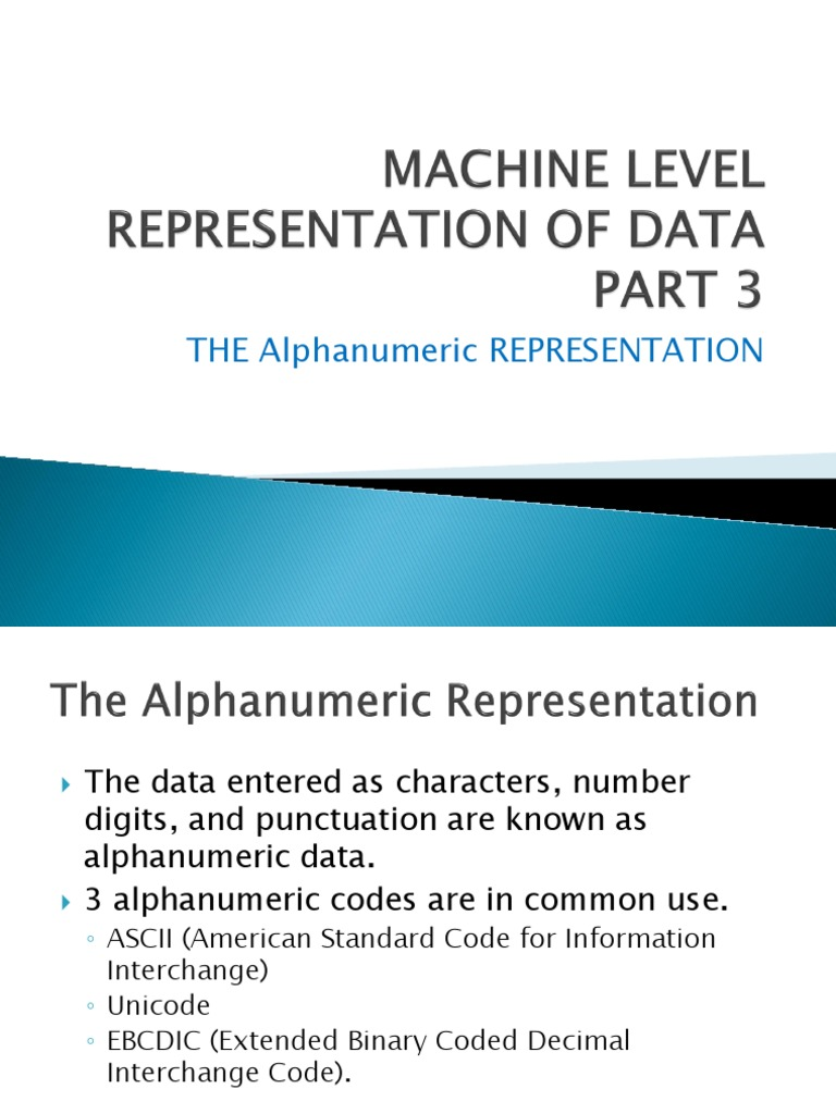 Machine Level Representation Of Data Part 3 1 Binary Coded Bcd To Decimal Converter Mathematical Notation