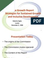Growth Report Presentation