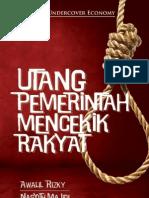 Utang Pemerintah Mencekik Rakyat - Awalil Rizky (2008)