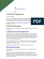Lambda the UltimateProgrammingLanguages