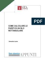 154993447 Come Calcolare Le Pareti Di Un Silo Rettangolare