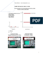 Measurement With Oscilloscope