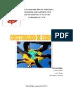 Cuestionario de Economia Politica Resuelto