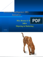 Business Intelligence12 (BI)