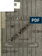 First Lessosn in Woodworking_1888