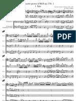 Villarosa Op. 1 Nr. 1, 1. Satz