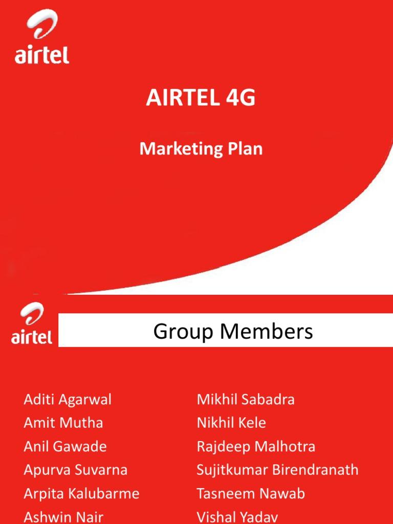 AIRTEL_4G | Lte (Telecommunication) | 4 G