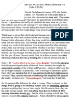 Luke 06-20-26 Beatitude Attitudes (2)_Declaring Moral Bankruptcy