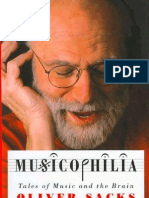 Sacks, Oliver - Musicophilia, Tales of Music and the Brain (Knopf, 2007)