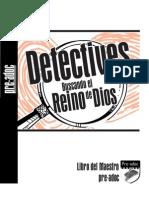 Pre-Adoc MTRO Detectives