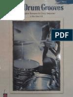 1001 Drum Grooves - Steve Mansfield