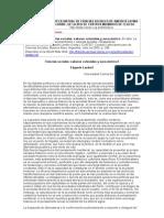 Lander, Edgardo - Ciencias sociales