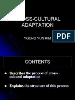 CROSS-CULTURAL ADAPTATION.ppt