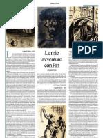 """la Repubblica - """"Le mie avventure con Pin"""" di Ermanno Olmi"""