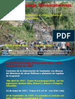 Deslizamientos via a Barranca1