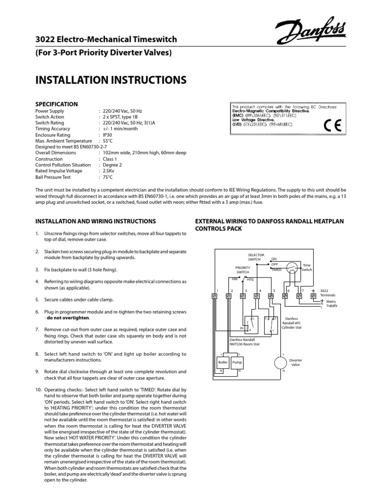 3022 Ac Power Plugs And Sockets Thermostat Security Cable Wiring Diagram