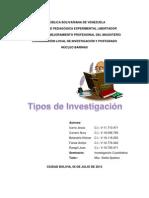 trabajo de tipos de investigaciones.docx