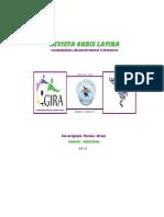 Revista Orbis Latina, volume 3, 2013
