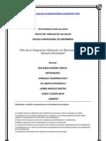 Deficit Competencia Investigativa en La Formacion Profesional