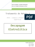 Decapagem Eletrolitica Final
