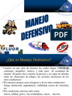 Curso Manejo Defensivo Vm-2013