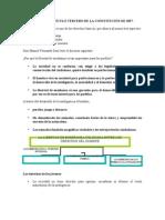 DISCUSIÓN DEL ARTÍCULO TERCERO DE LA CONSTITUCIÓN DE 1857