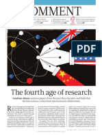 The Age of Research