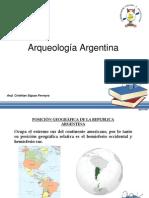 Primera Clase Arqueologia Argentina
