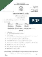 3 22 13 26800 22176 065630 0204 Indigent Defense Commission IDC Agenda and Materials 03-22-13 OPT(1)