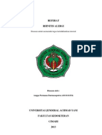 REFERAT Rhinitis