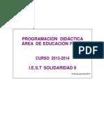 Educación Física 2012-2013
