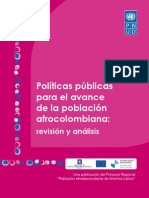 Afrocolombiana Documento