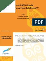 PNPM Mandiri_presentasi Daus