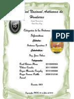 Categorias de los Sistemas de Información