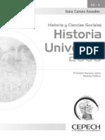 Guía de historia y ciencias sociales, poblamiento