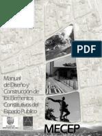 Manual_mecep Espacio Publico Cali
