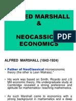 Alfred Marshall Std