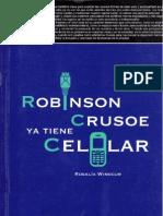 Winocur Rosalia Robinson Crusoe Ya Tiene Celular