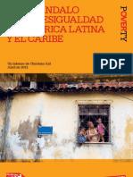 Desigualdad America Latina y Caribe
