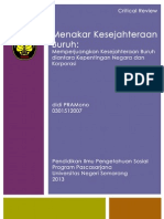 Critical Review Jurnal Ekonomi