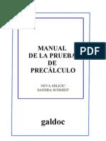 Precálculo 1