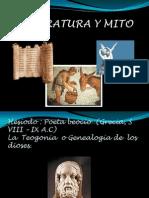 Literatura y Mito.  Estructura del viaje mítico de la heroina.
