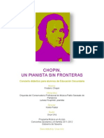Chopin, Un Pianista Sin Fronteras