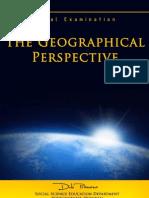 UAS Mata Kuliah Perspektif Geografi