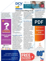 Pharmacy Daily for Mon 22 Jul 2013 - Prescribing pharmacists, United Prestige, asthma, ADHD and more