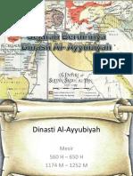 Sejarah Berdiri Dinasti Ayyubiyah